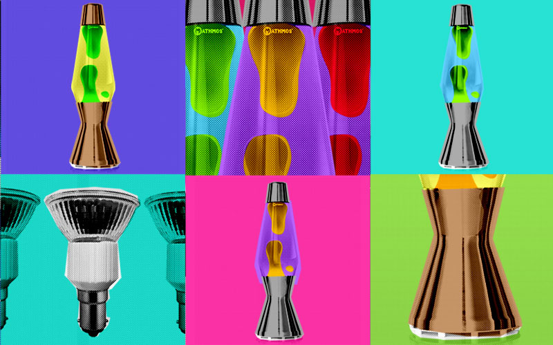 mathmos lava lamps - Recondition, reuse, repair