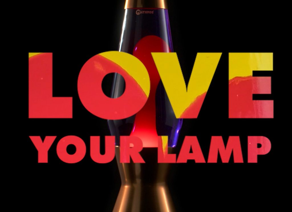 Mathmos love your lamp - lava lamp spares