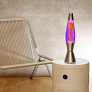 Astrobaby lava lamp - Violet/Orange