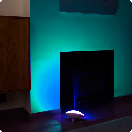 Jellywash 2 Mood light blue