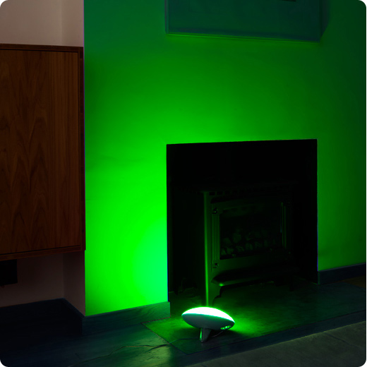 Jellywash 2 Mood light green