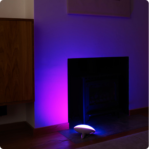 Jellywash 2 Mood light purple