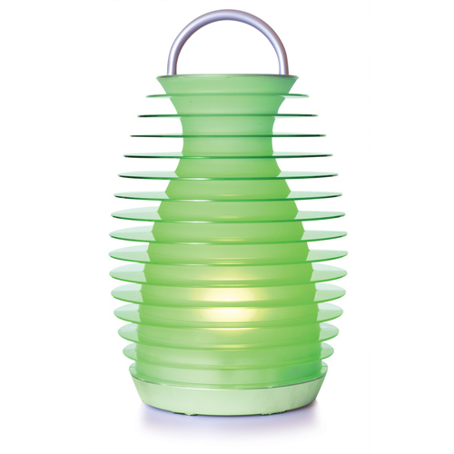 Mathmos Bump Lantern Green