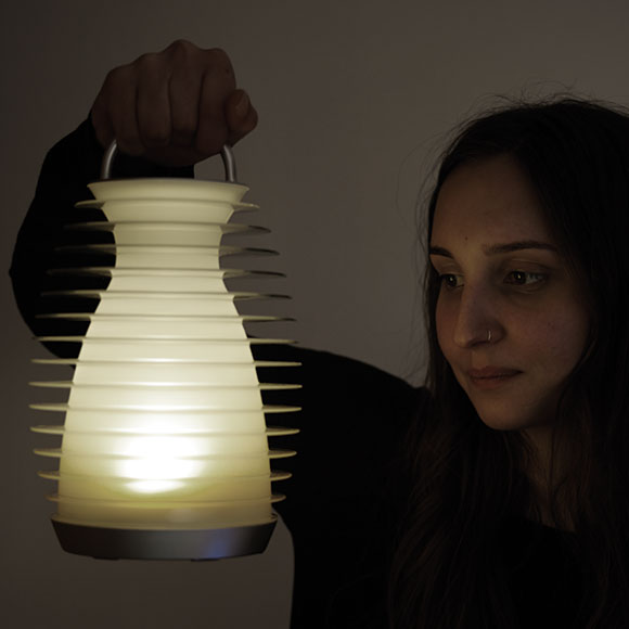 Mathmos Bump - portable rechargeable lantern