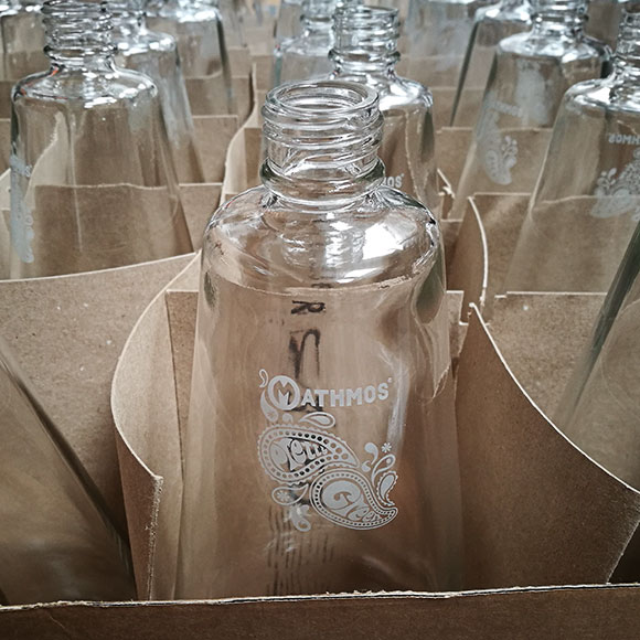 Bottles - Made/Etched in Yorkshire