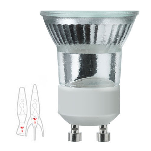 28W - Telstar Lava Lamp Bulb - GU10 fitting halogen