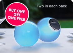 Solar Moons - Buy one get one free! (two in each pack)