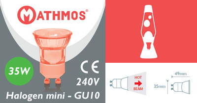 Mathmos astro lava lamp bulb specifications