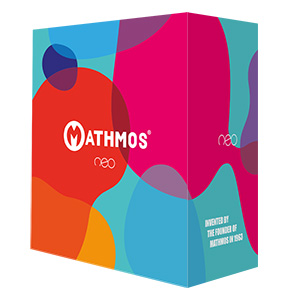 Mathmos Neo Kids Lava lamp box