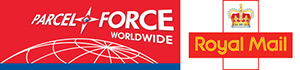 Parcelforce and Royal Mail logo