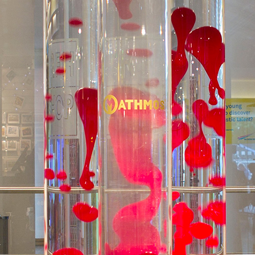 southbank London giant lava lamp