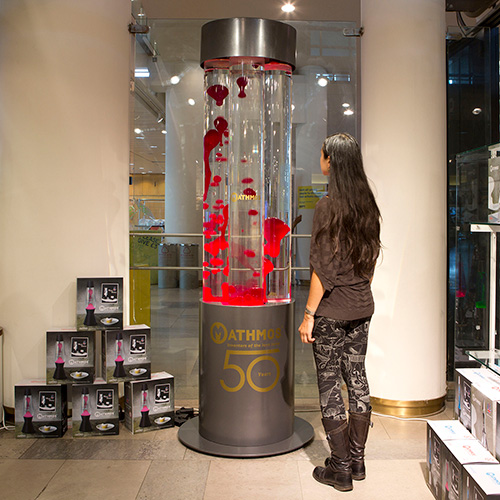 Giant Lava Lamp Installations Bespoke Tall Lava Lamps